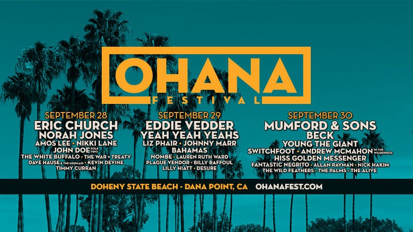 Ohana Music Festival