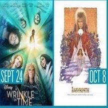 Movie Mondays at Greenway Court