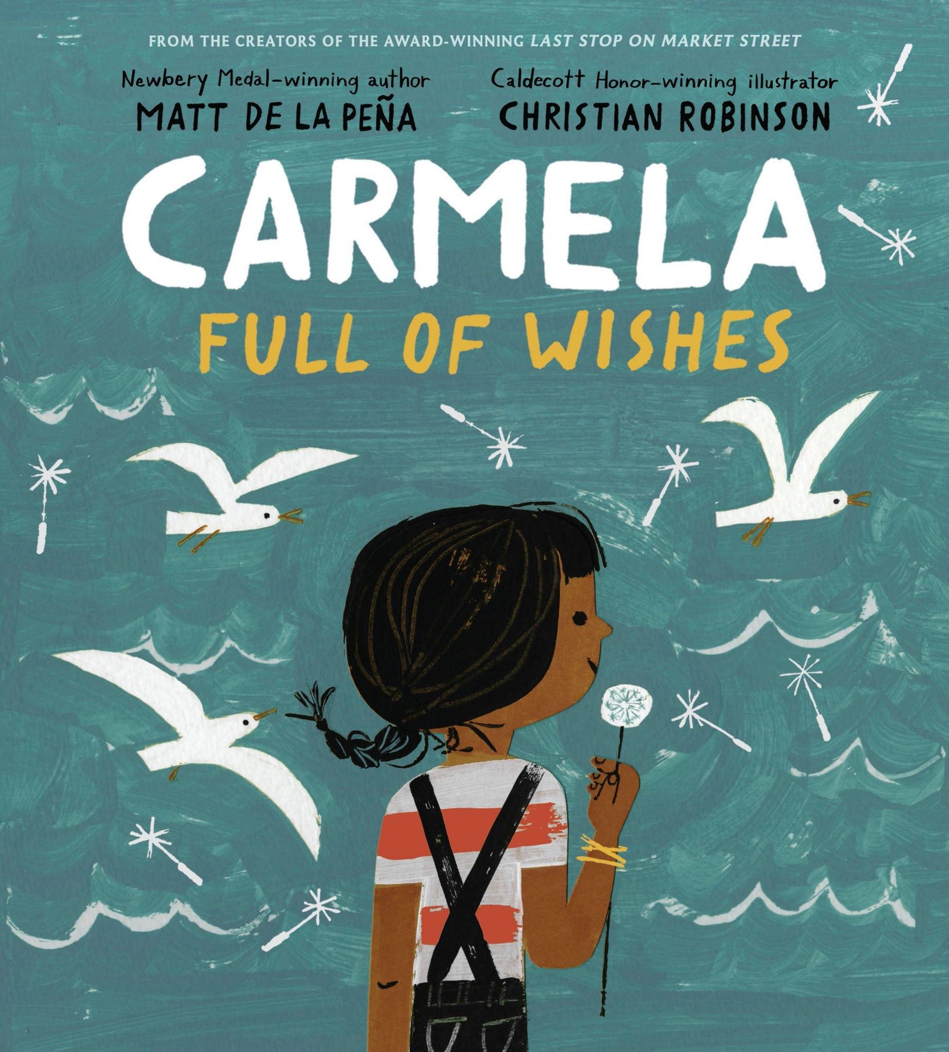 Authors Talk: Matt de la Peña & Christian Robinson