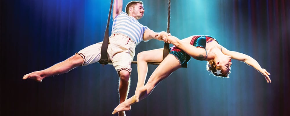 Cirque Mechanics: 42FT—A Menagerie of Mechanical Marvels