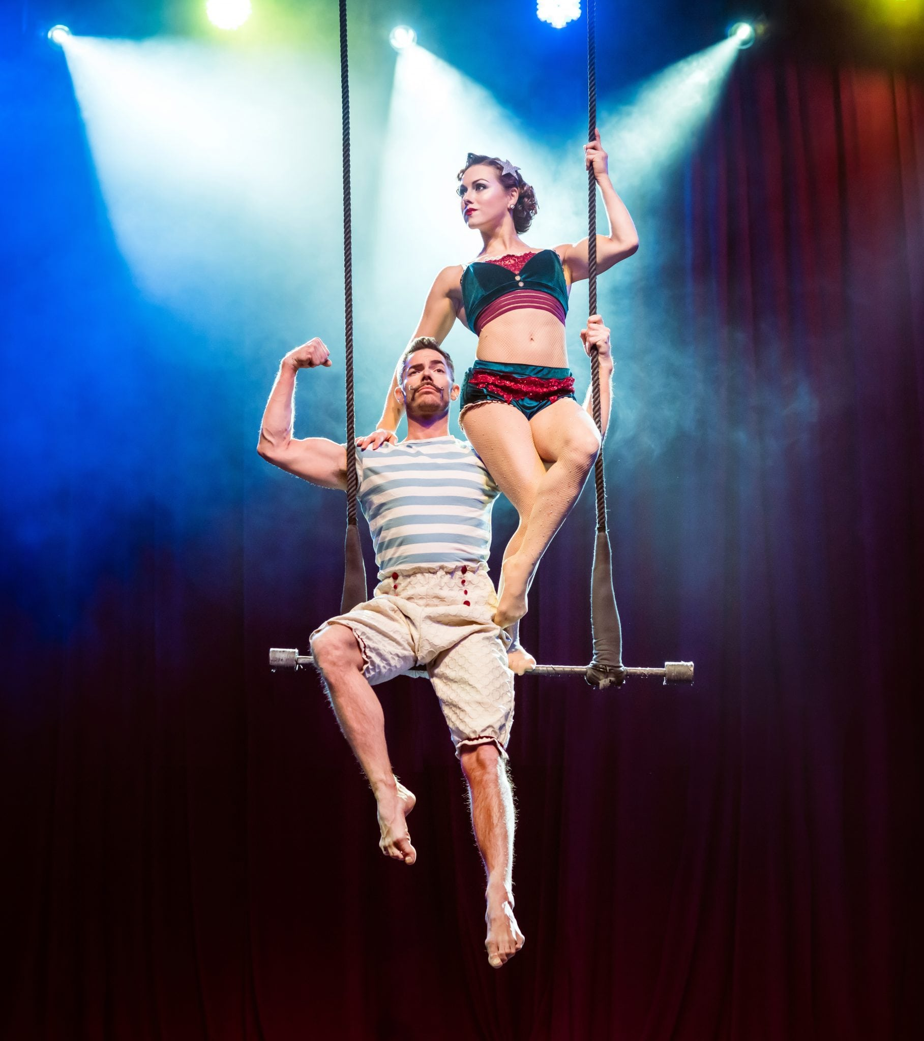 Cirque Mechanics: 42FT—A Menagerie of Mechanical Marvels