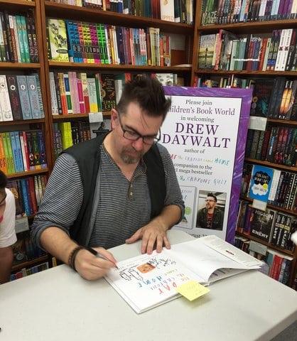 Author Appearance: Drew Daywalt