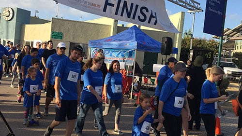 18th Annual Easterseals Strides for Disability 5k/3k Family Fun Walk