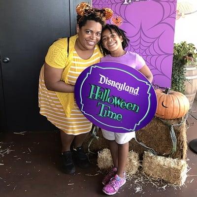 Disneyland's Halloween Time