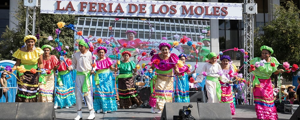 Grand Park Presents La Feria de los Moles