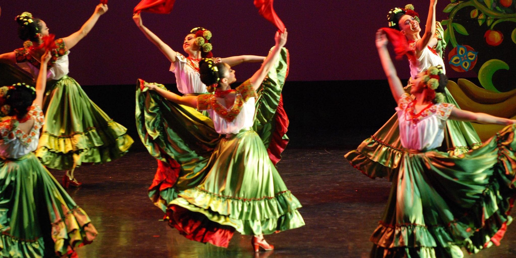 Pacífico Dance Company: Mexico, de Tierra a Mar