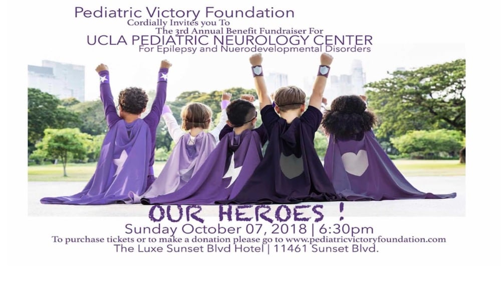 Third Annual Pediatric Victory Foundation Fundraiser