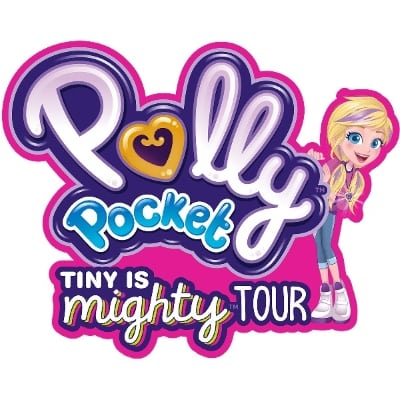 The Polly Pocket Tiny is Mighty Tour