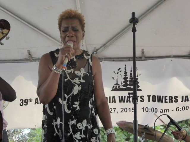 42nd Annual Simon Rodia Watts Towers Jazz Festival