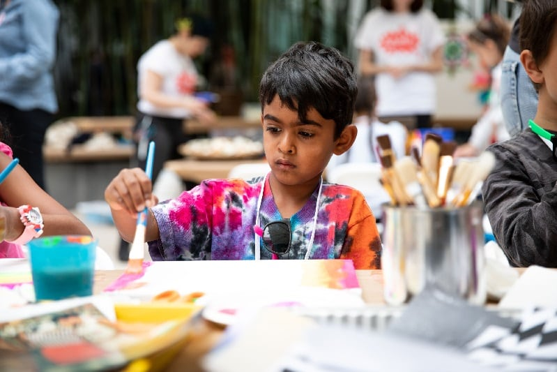 Art Without Walls: Togetherness Café