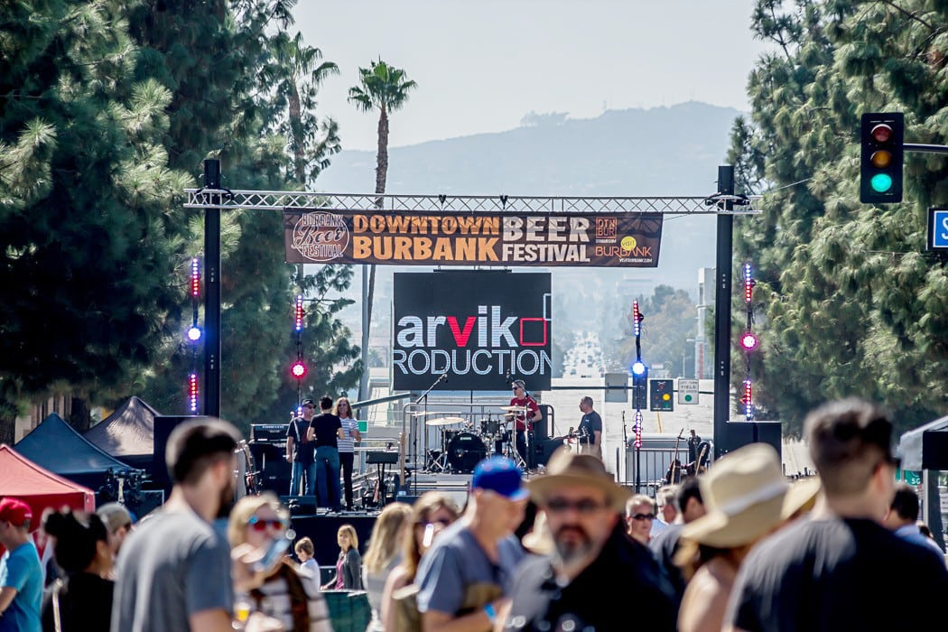 Burbank Beer Festival & Street Fair