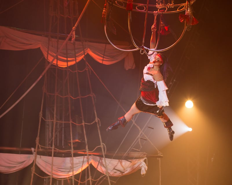 Circus Vargas: Dreaming of Pirates!