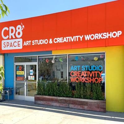 CR8space Art Studio & Creativity Workshop