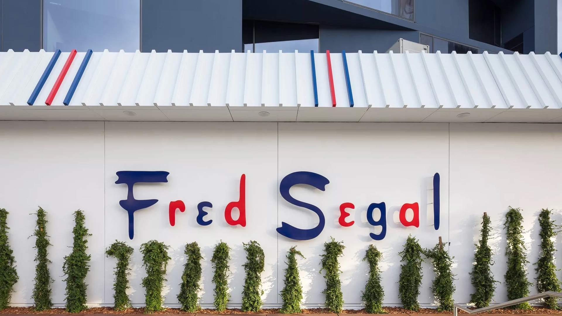 Fred Segal One Year Anniversary Bash