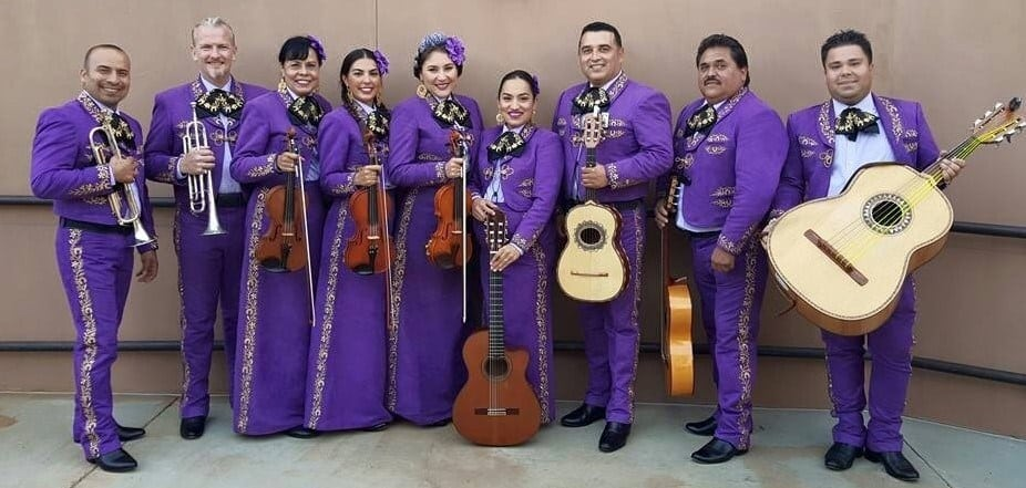Performance on the Frog: Mariachi and Folklorico
