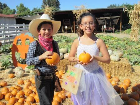Leonis Adobe Museum's Pumpkin Party