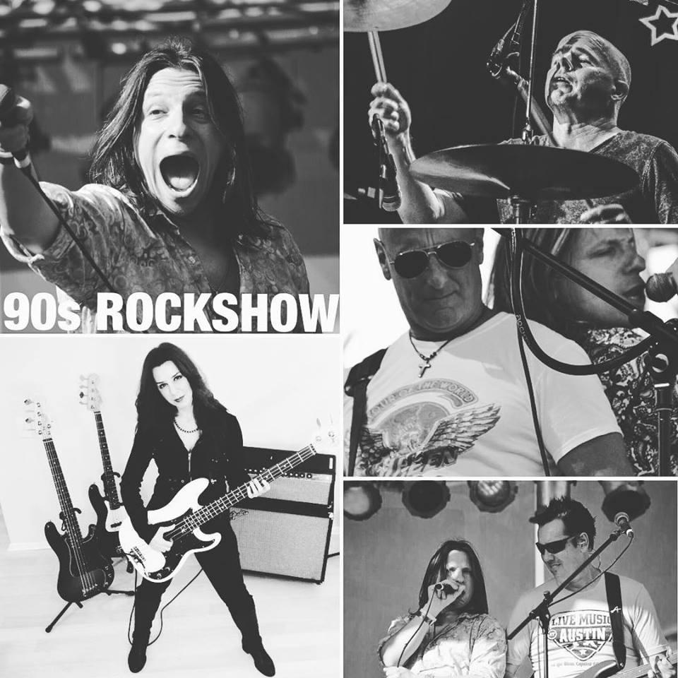 90s Rock Show Experience: Halloween Concert Benefit