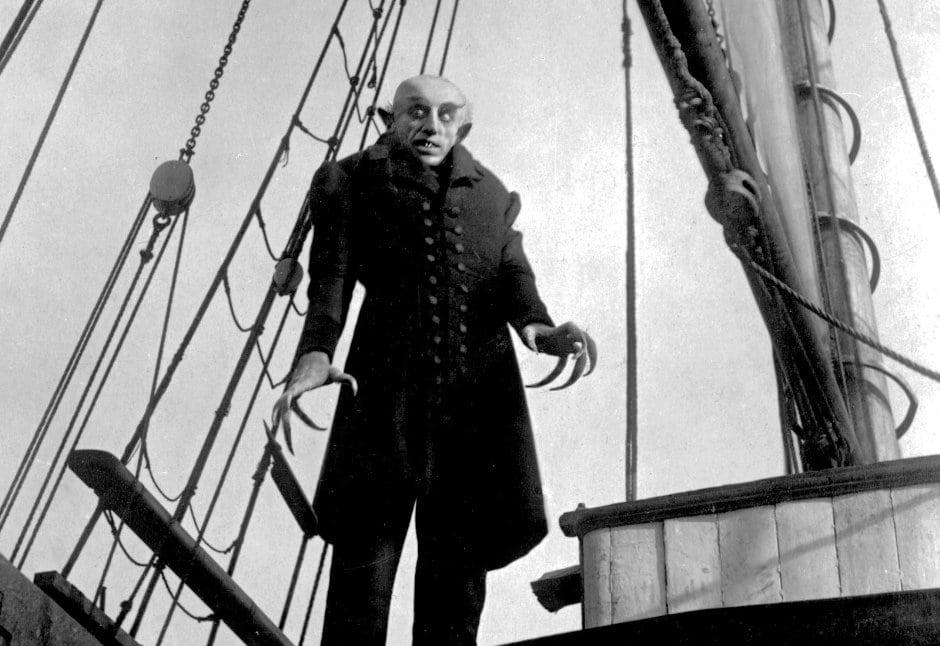 Halloween Organ & Film: Nosferatu