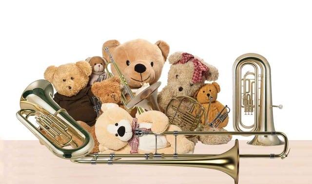 "Teddy Bear Concert: ""Meet the Brass Family"""