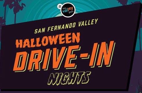 San Fernando Valley Halloween Drive-In Nights
