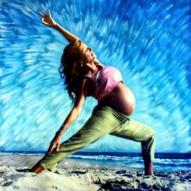 Pre and postnatal yoga