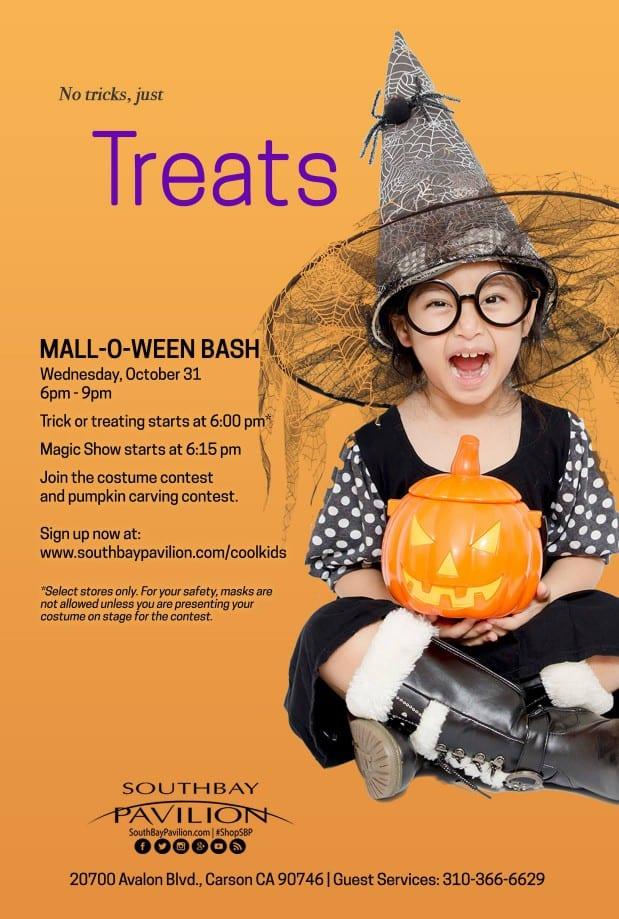 Mall-O-Ween Bash