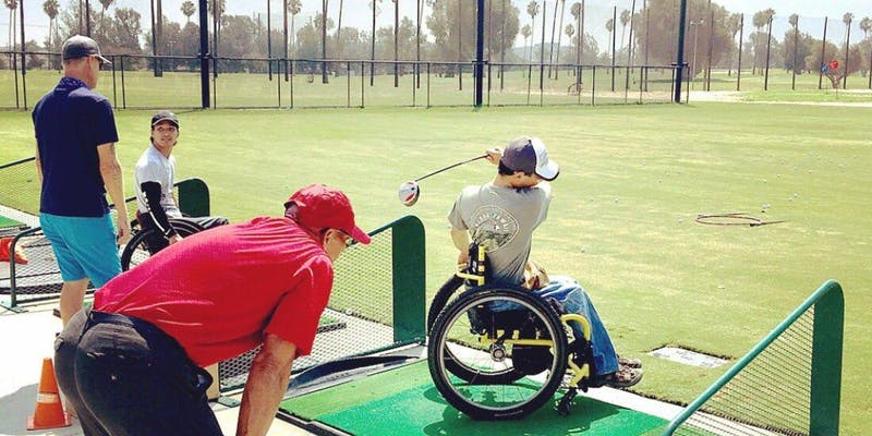 Adaptive Golf Clinic