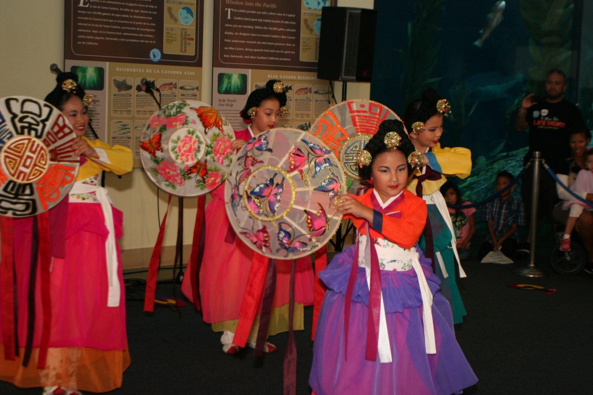 Aquarium of the Pacific's Autumn Festival