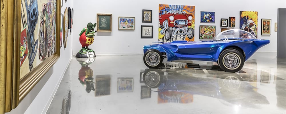 Auto-Didactic: The Juxtapoz School Exhibition