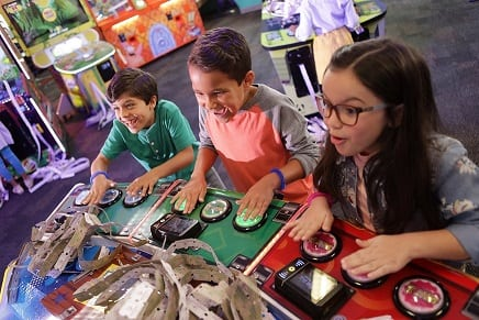 Chuck E. Cheese's Foothill Ranch Store Re-Model Ribbon-Cutting Event