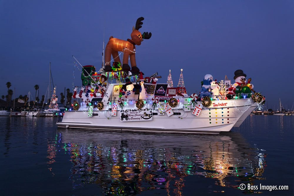 53rd Annual Channel Islands Harbor's Holiday Parade of Lights
