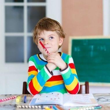 raising a child author