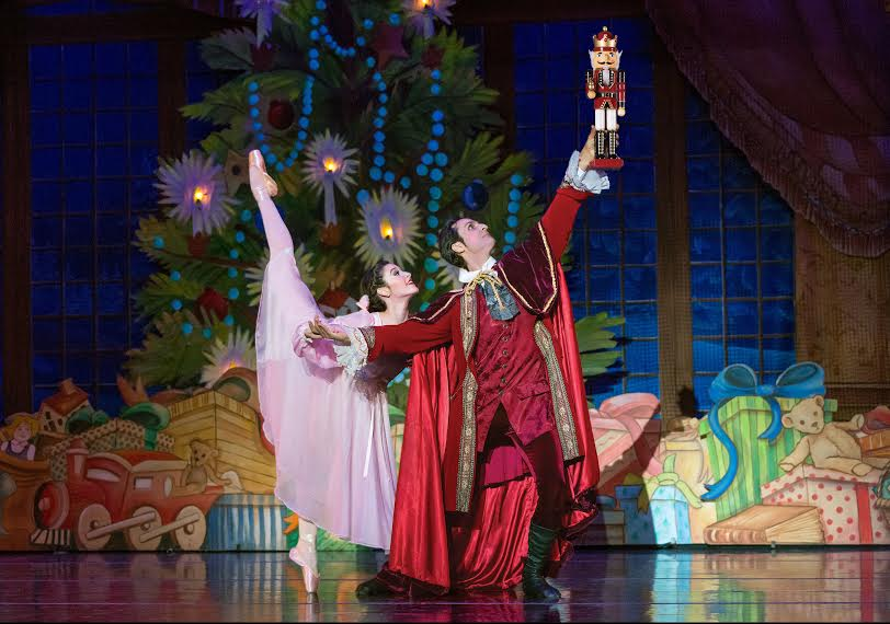 "Inland Pacific Ballet presents ""The Nutcracker"""
