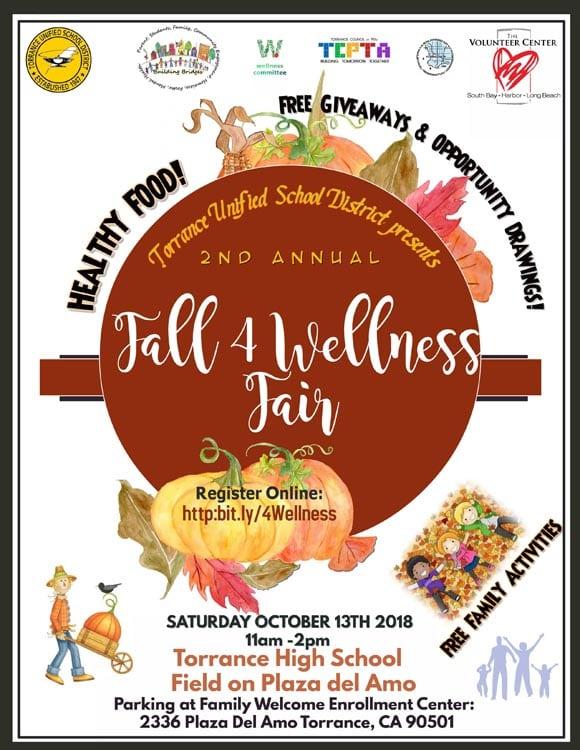 Fall 4 Wellness - A Family Wellness Resource Fair