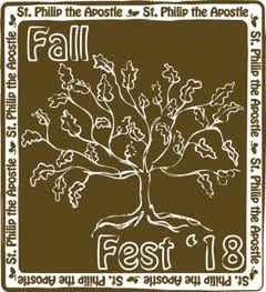 St. Philip the Apostle Fall Festival