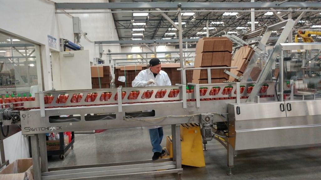 l.a. factories