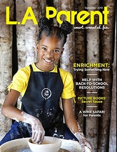 LA Parent September 2018