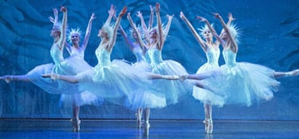 Los Angeles Ballet's The Nutcracker