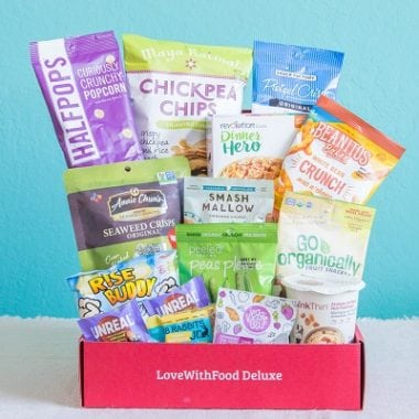 snack food subscription