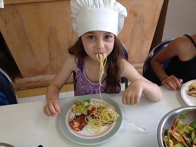 """""""Kids Can Cook!"""" at the Santa Monica Public Library"""