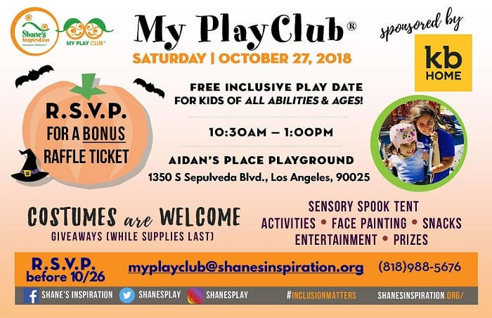 My PlayClub with KB Home!