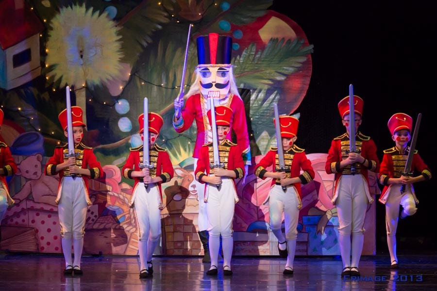The Inland Pacific Ballet presents The Nutcracker
