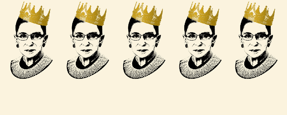 Notorious RBG: The Life and Times of Ruth Bader Ginsburg Exhibit