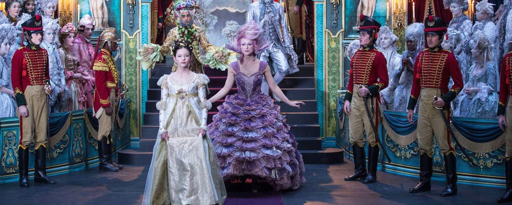 Disney's The Nutcracker And The Four Realms