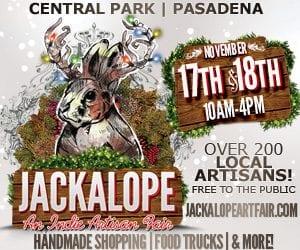 Jackalope Pasadena: Fall 2018
