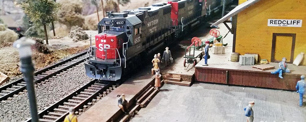 Pasadena Model Railroad Club Fall 2018 Open House