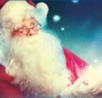 Santa @ the Adobe