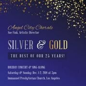 Angel City Chorale Holiday Concert