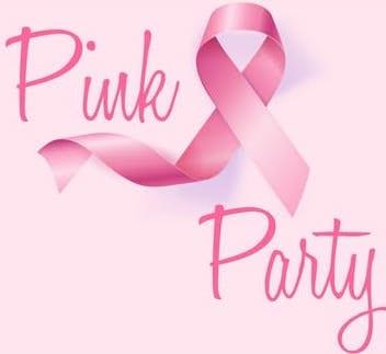 Del Amo Fashion Center Pink Party