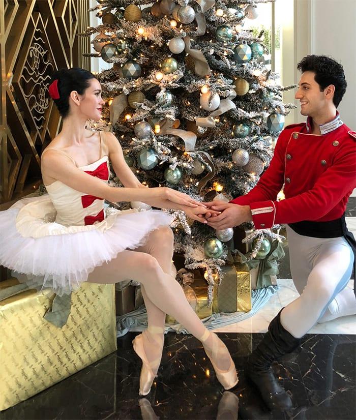 L.A. Ballet Nutcracker Tea
